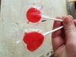Sucettes bonbon en forme de coeur - Occasion du Mariage