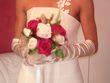Gants longs satinés - Occasion du Mariage