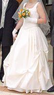 Robe de mariée ivoire T40 - Occasion du Mariage
