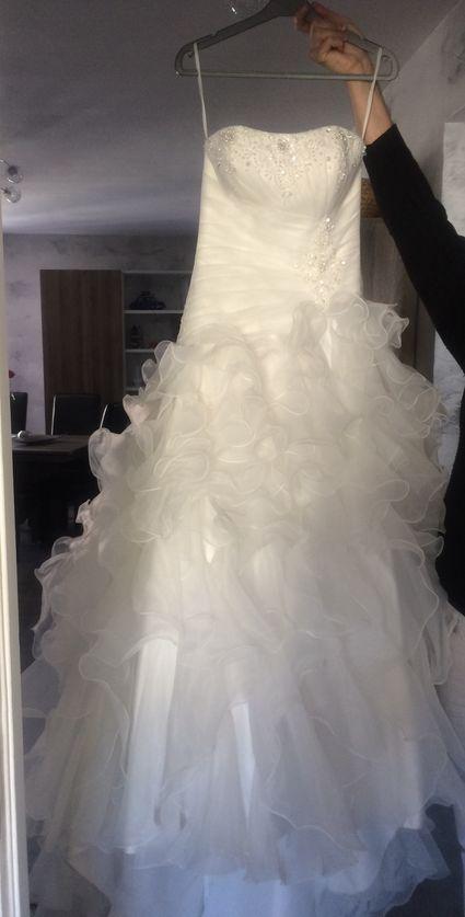Robe de mariée Marilys Taille 36 - Moselle