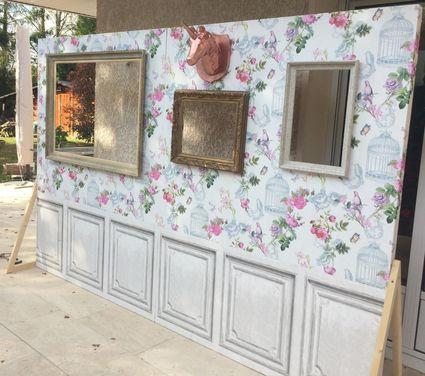 Mur Photobooth géant - Essonne