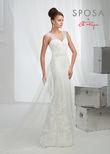 LIQUIDATION Robe de mariée créateur neuve T 40/42 - Occasion du Mariage