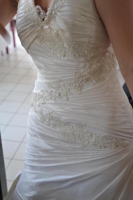 Superbe robe de mariée San Patrick Estrada - Occasion du Mariage