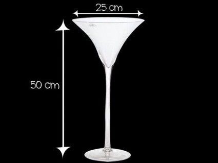 location vase martini occasion du mariage. Black Bedroom Furniture Sets. Home Design Ideas