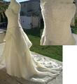 Robe de mariée CMC Démétrios T36 à Montpellier 2012 - Occasion du Mariage