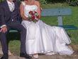 Robe de mariée ivoire T 44  - Ile et Vilaine
