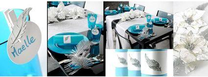 Articles de décoration de salle et de table de mariage pas cher
