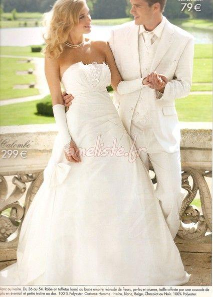 Robe de mariée Tati mariage 2011 pas cher - Occasion du Mariage
