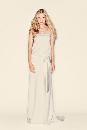 Robe de Mariée Delphine Manivet modèle Tristan avec chemisier Anselme