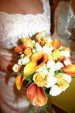 Bouquet de fleurs artificielles de mariée - Occasion du Mariage