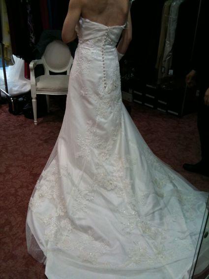 Robe de mariée taille 36 - Gironde