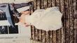 Robe crenoline ET bolero - Occasion du Mariage