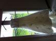 Robe de mariée Chili de chez Point Mariage avec jupon et chaussures