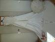 Robe ivoire vintage T38/40 + Jupon - Occasion du Mariage