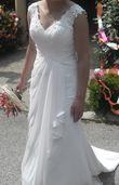 Robe de mariée Mlle Mousseline - Occasion du Mariage