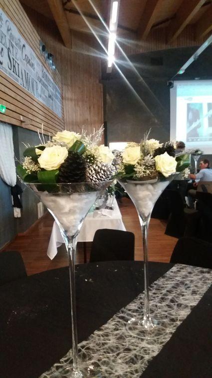 Location vase martini - Savoie (Haute)