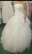 Robe de mariée jupon et voile - Occasion du Mariage