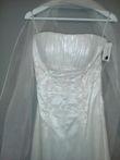 Robe de mariée satinée - Occasion du Mariage