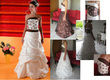 Robe de mariée bicolore - 2 modèles disponibles - Occasion du Mariage