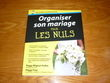 Livre Organiser son mariage pour les nuls - Occasion du Mariage