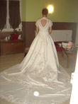 Robe de mariée Complicité avec traîne d'occasion T38