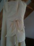 Robe de mariée Hervé pas cher couleur ivoire T38 - Occasion du Mariage