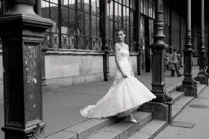 Robe de mariée Pronuptia Son et lumière pas cher - Occasion du Mariage