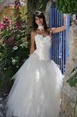 Robe de mariée - Les mariées de Provence 2014 - Occasion du Mariage
