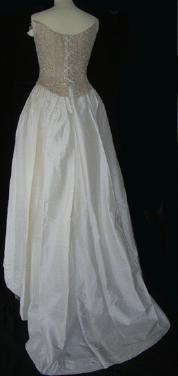 Robe de mariée Pronuptia, créateur Jean Candillon pas cher d'occasion 2012 - Languedoc Roussillon - Hérault - Occasion du Mariage