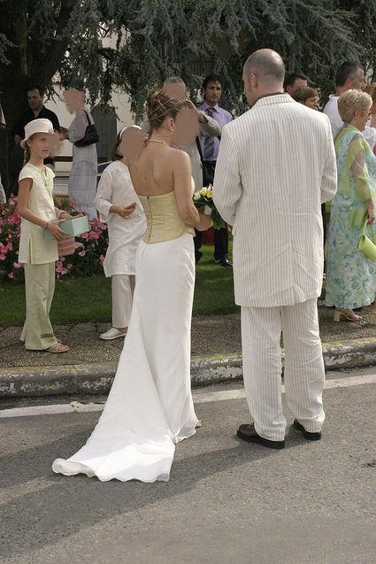 Robe mariée pas cher d'occasion 2012 - Aquitaine - Landes - Occasion du Mariage