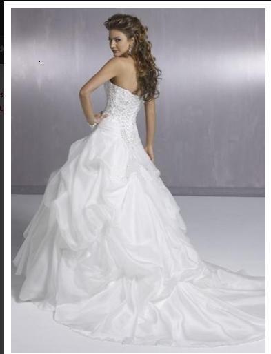 Robe de mariee pas cher var