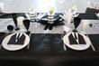 Deco noir et blanc - Occasion du Mariage