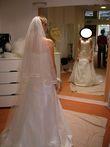 Voile de mariée long - Occasion du Mariage