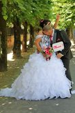 Robe de Mariée Annie Couture T 38 - Occasion du Mariage