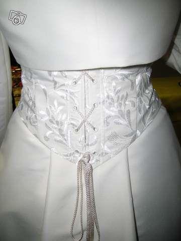 Robe de mariée pas cher de chez Pronuptia 2012 - Occasion du mariage