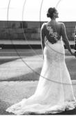 Robe de mariée longue - Occasion du Mariage