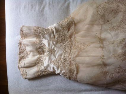 Robe de mariée Philippe Swann - Venezia pas cher - Occasion du Mariage