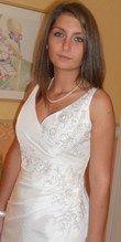 Robe de mariée pas cher et Glamour - Melun 2012 - Occasion du mariage