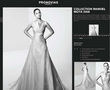 Robe de mariée pas cher Pronovias Collection Manuel Mota 2012 - Occasion du mariage
