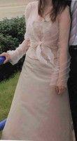 Robe de mariée pas cher Emelie Costa groupe Cymbeline 2012 - Occasion du mariage