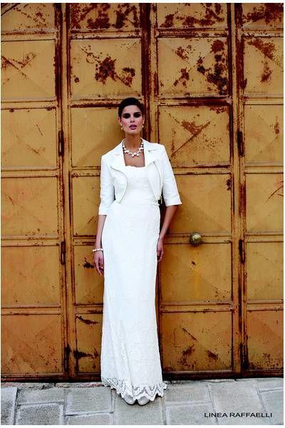 Robe de mariée dentelle de calais+Perfcecto - Yvelines