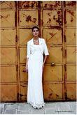 Robe de mariée dentelle de calais+Perfcecto - Occasion du Mariage