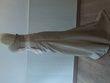 Robe de cocktail beige et ivoire - Occasion du Mariage