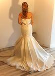 robe de mariée sirène ivoire neuve t. 36 - Occasion du Mariage