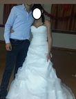 Robe de mariée bustier Pronuptia - Occasion du Mariage