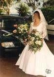 Robe de mariée pas cher à la Réunion 2012 - Occasion du mariage