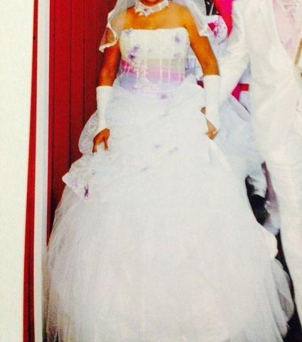 robe de mariée - Guadeloupe