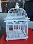 Cage oiseaux décorative - Occasion du Mariage