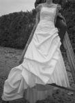 robe de mariée ivoire taille 38 - Occasion du Mariage