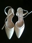 chaussure ivoire taille 40 - Occasion du Mariage